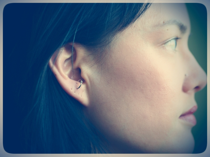antitragus piercing
