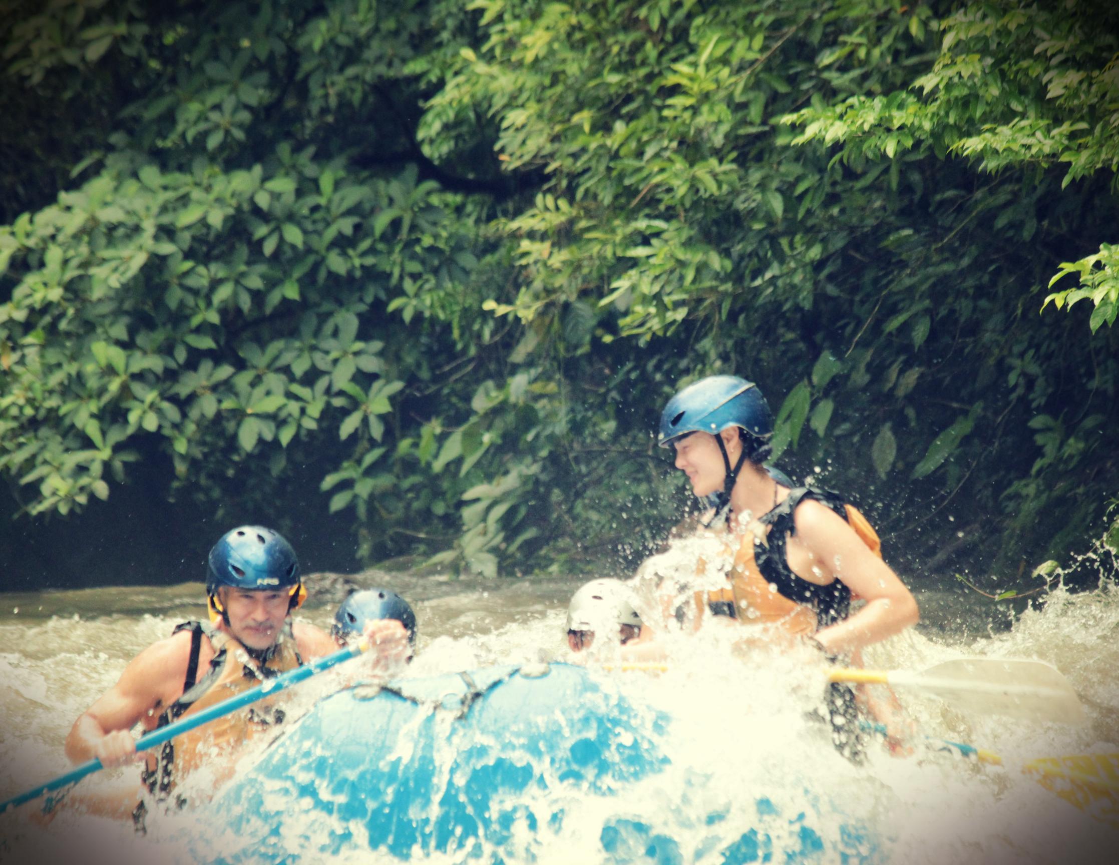 CR class 3-4 rafting